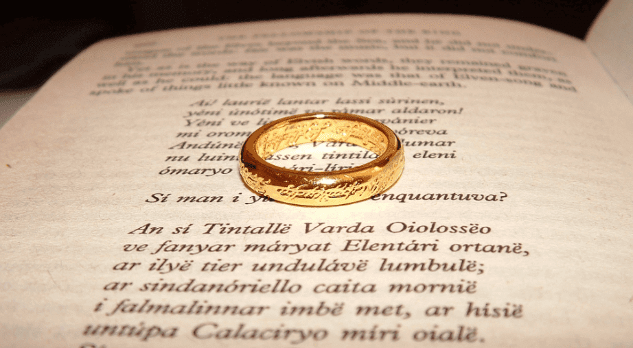 Senhor dos aneis: Tolkien
