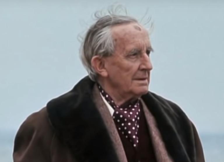 J.R.R. Tolkien, uma vida de filme