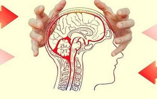 Como a preocupação afeta o cérebro?
