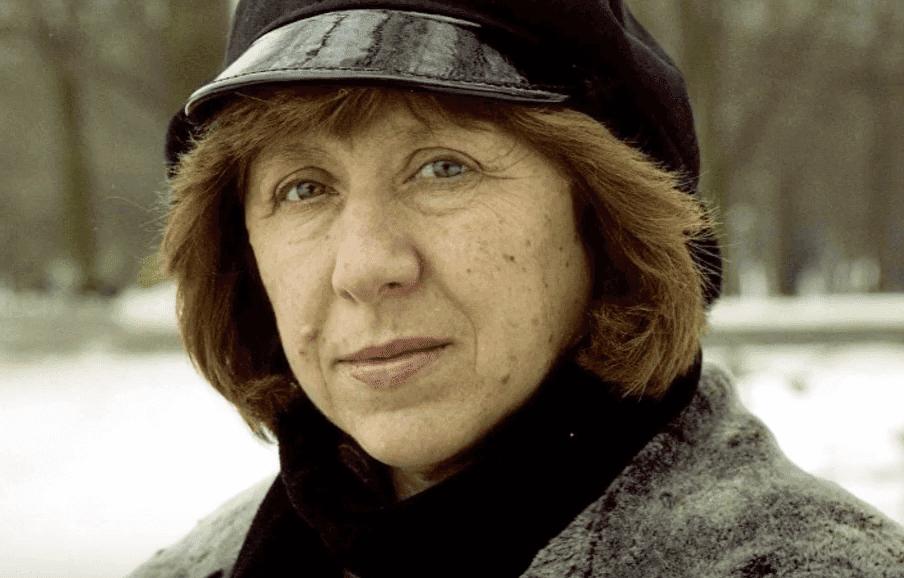 Avetlana Alexievich