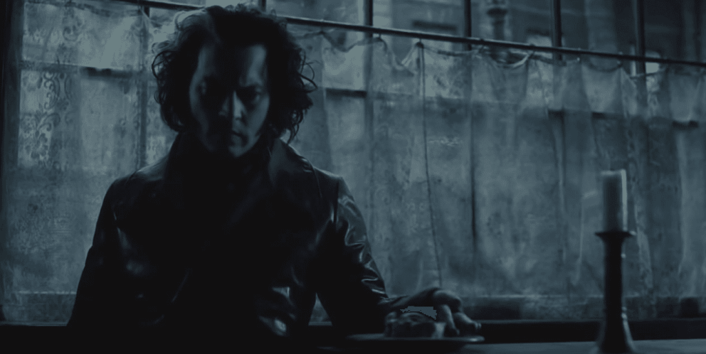 Cena do filme Sweeney Todd