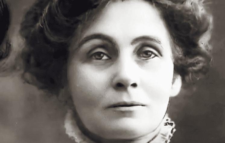 Foto de Emmeline Pankhurst