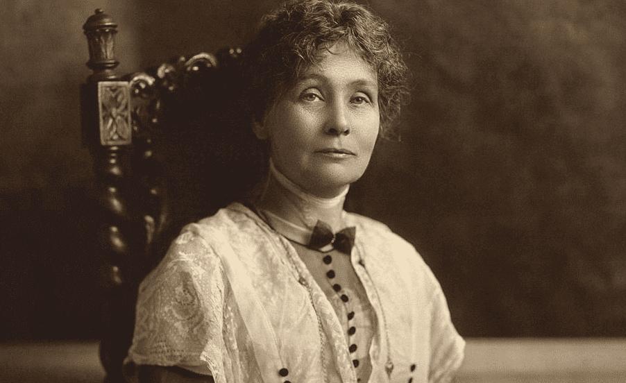 Emmeline Pankhurst: a biografia de uma líder sufragista