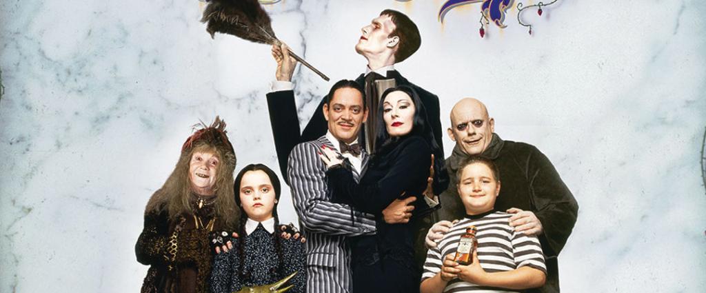 A Família Addams: a beleza do macabro