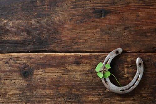 A ferradura é um símbolo da sorte