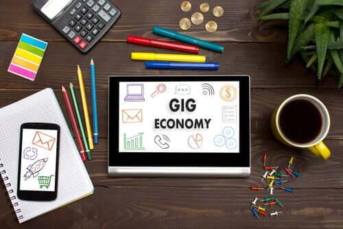 Como se adaptar à economia dos trabalhos temporários