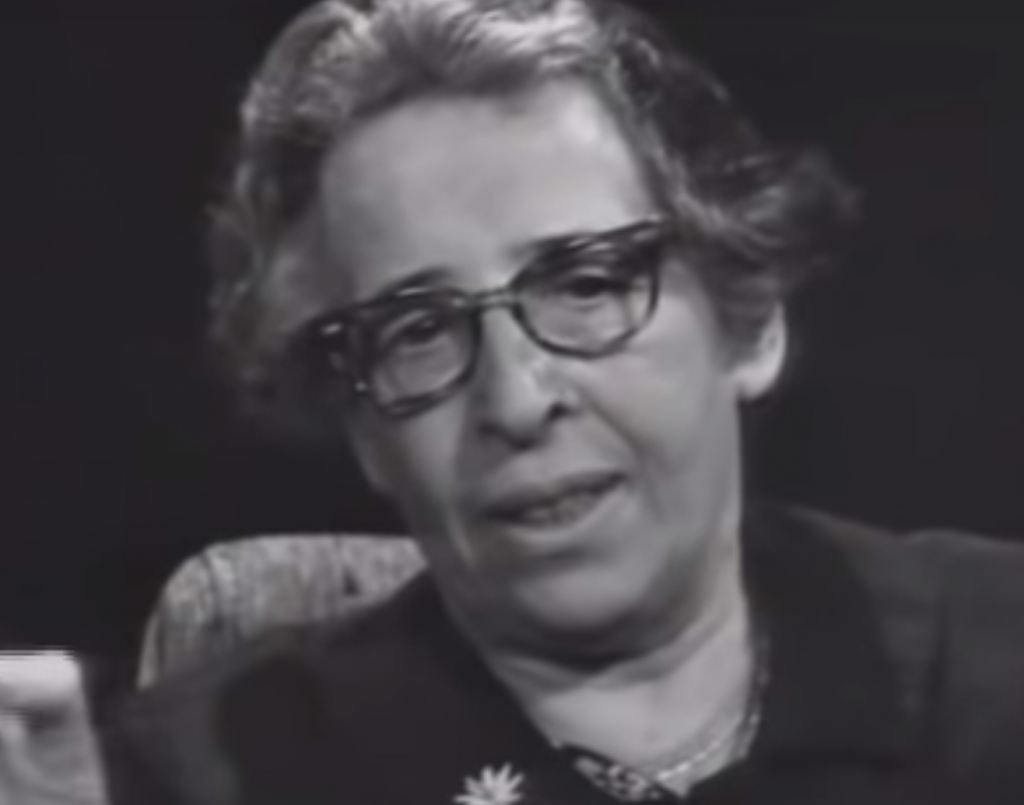 Hannah Arendt: a biografia de uma pensadora pluralista