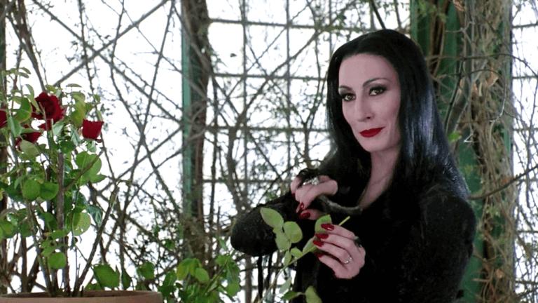 Mortícia Addams
