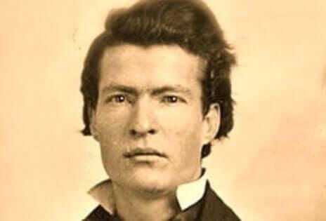 Mark Twain quando jovem