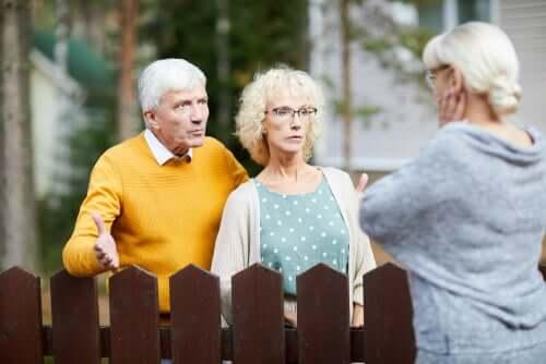 Blocking: o assédio dos vizinhos