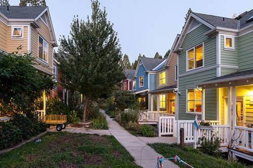 Cohousing, estilo de vida em comunidade para melhorar nosso bem-estar