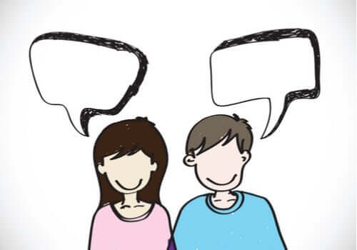 Linguagem inclusiva entre casal