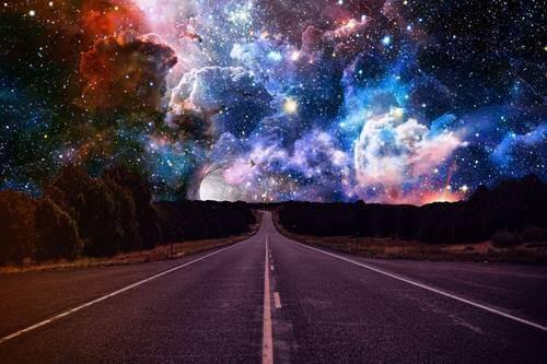 Céu extremamente estrelado