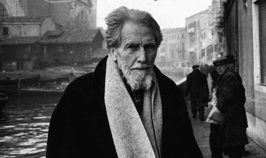 7 impactantes frases de Ezra Pound