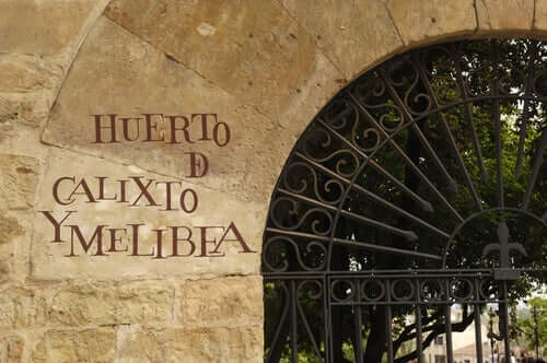 Jardim Calisto e Melibea