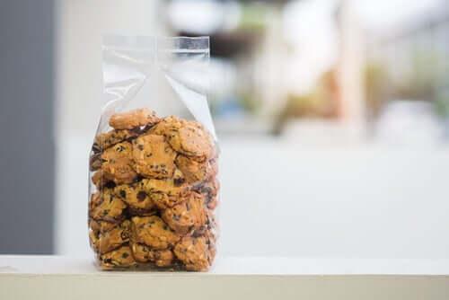 O pacote de biscoitos, uma história sobre preconceitos