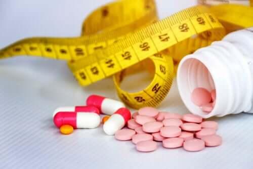 Ganho de peso associado aos psicofármacos