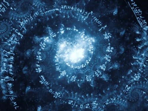 Espiral do universo
