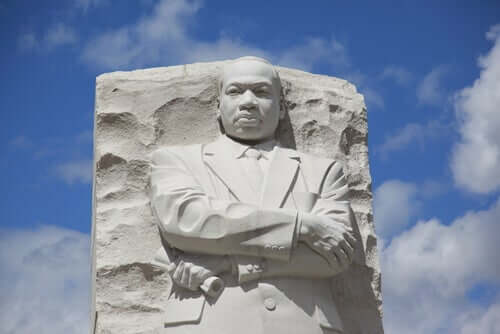 Estátua de Martin Luther King