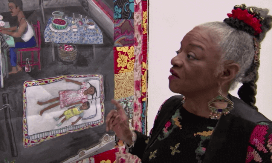 Obras de Faith Ringgold