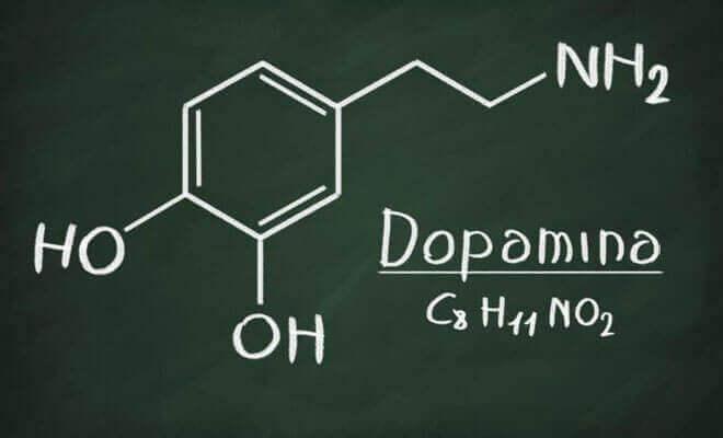 Fórmula da dopamina
