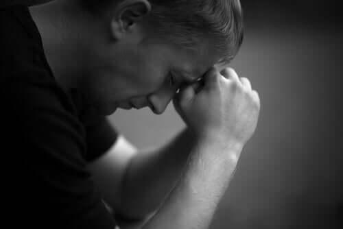 A raiva no processo do luto