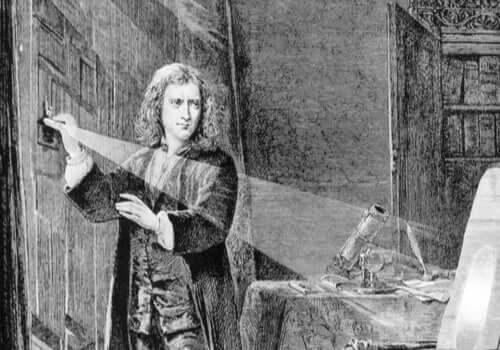 Experimentos de Isaac Newton