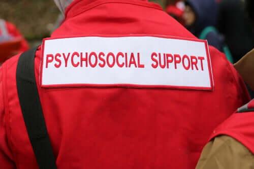 Apoio psicossocial