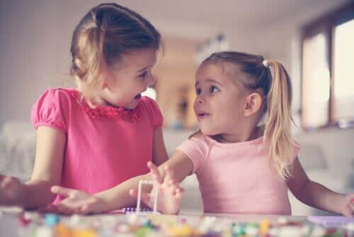 O desenvolvimento da empatia na infância