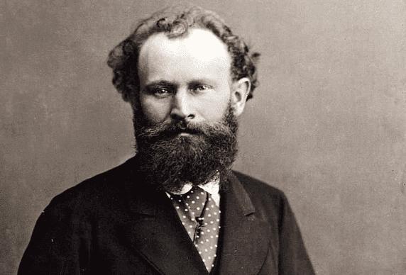 Foto de Édouard Manet
