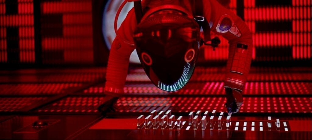 Cena de HAL 9000