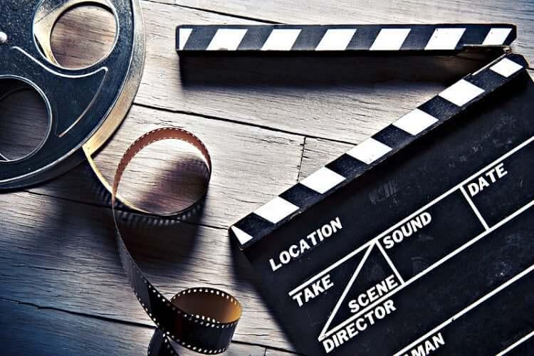 O mundo dos cineastas