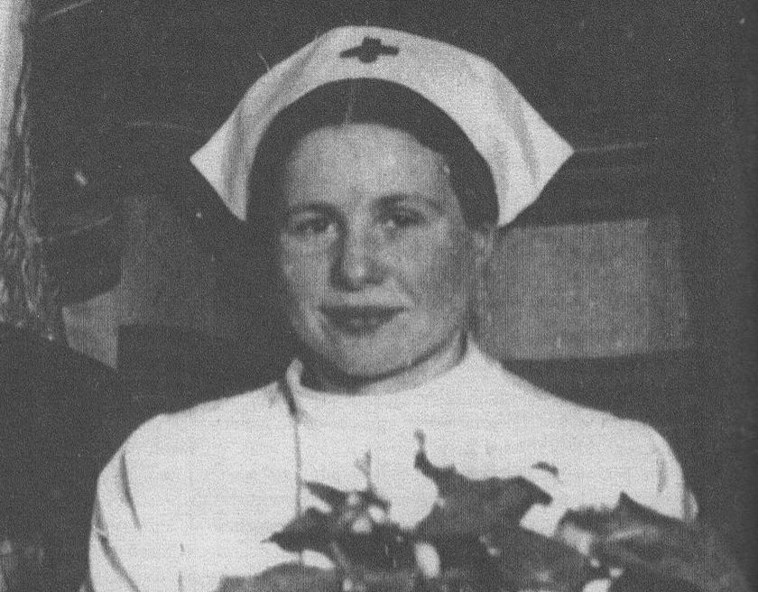 Irena Sendler quando jovem