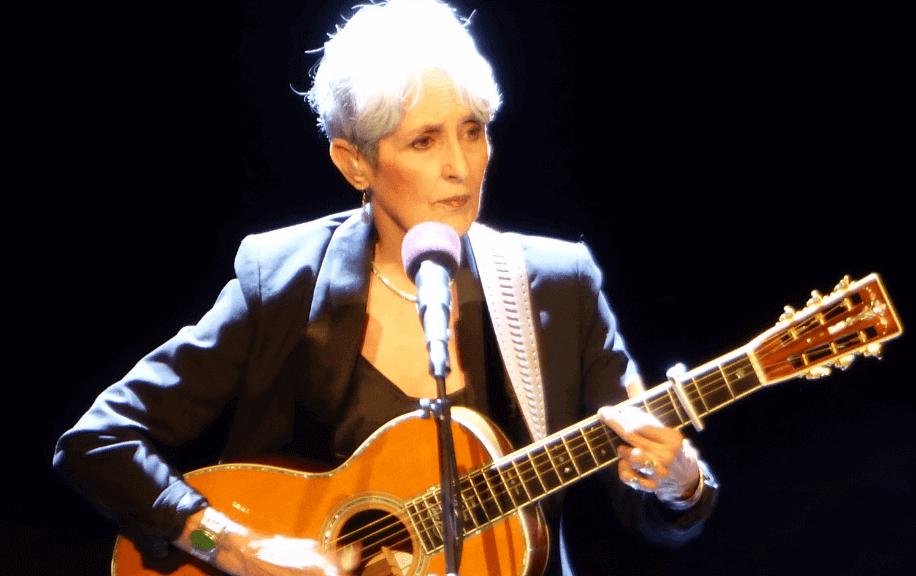 Joan Báez, a biografia de uma cantora e ativista social