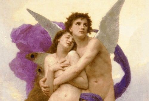 Conheça o mito de Eros e Psiquê