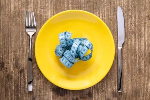 Características dos transtornos alimentares