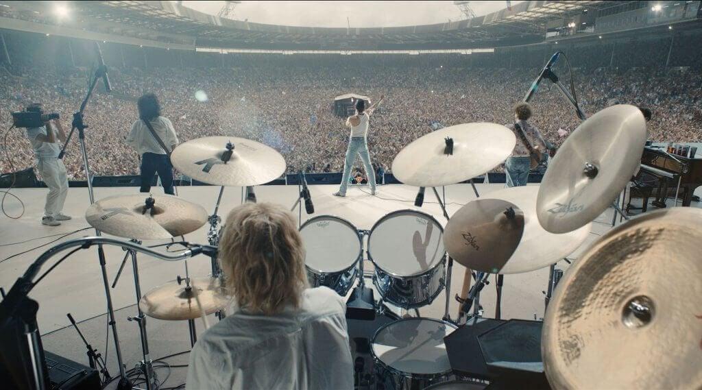 Cena de Bohemian Rhapsody
