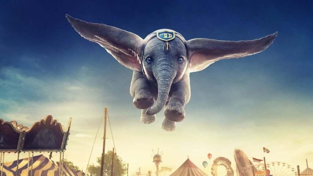 Dumbo: uma atualização do passado