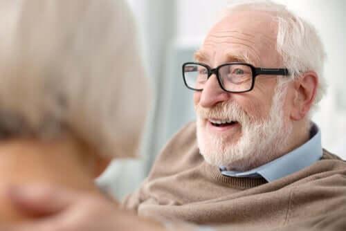 Nem todos os idosos se sentem velhos