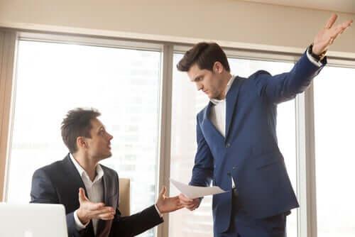 Lidar com um chefe difícil