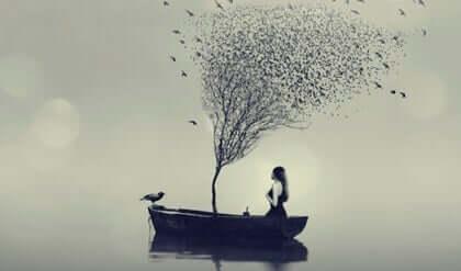 Navegar pelos mares da depressão