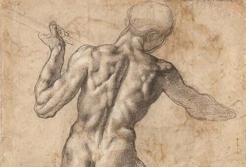 Pintura de Michelangelo Buonarroti