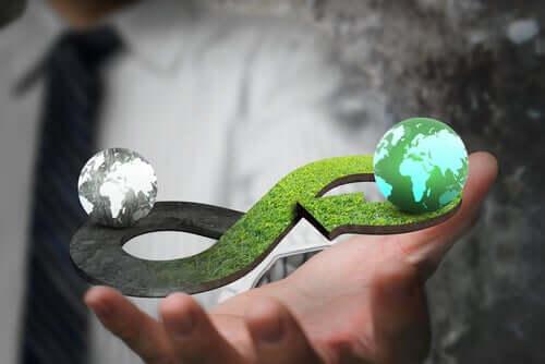 O que é a economia circular?