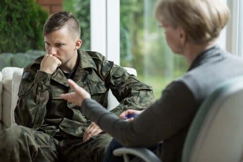 O estresse pós-traumático em militares