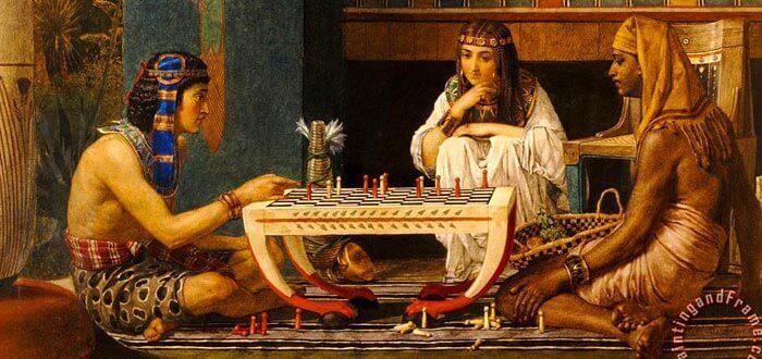 Xadrez egípcio
