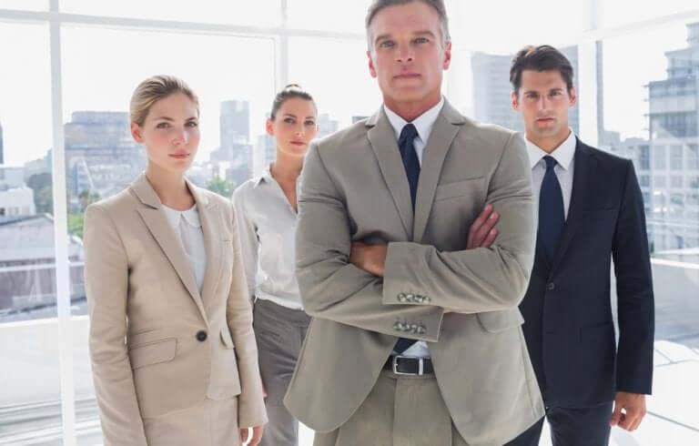 A liderança autocrática nas empresas