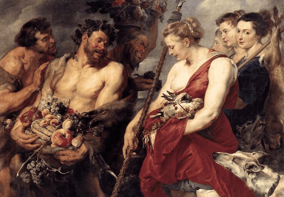 Obra de Peter Paul Rubens