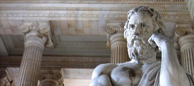 Estátua de Xenofonte