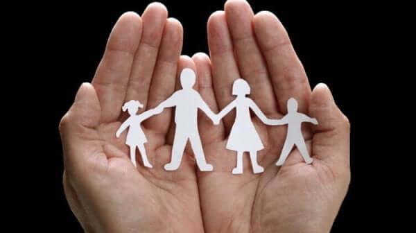 Família em ciranda