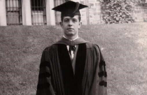 John Forbes Nash quando jovem
